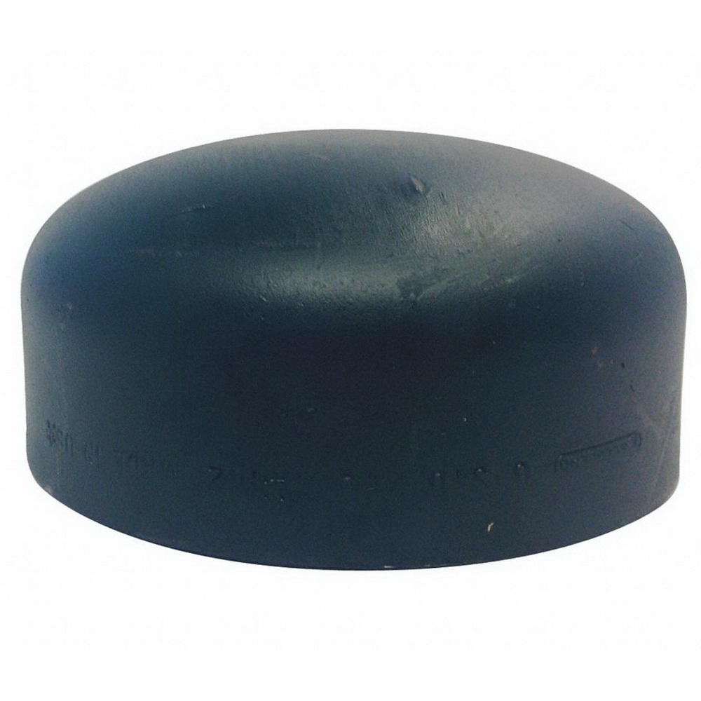 Carbon Steel STD Cap, 12 in, Butt Weld, Domestic