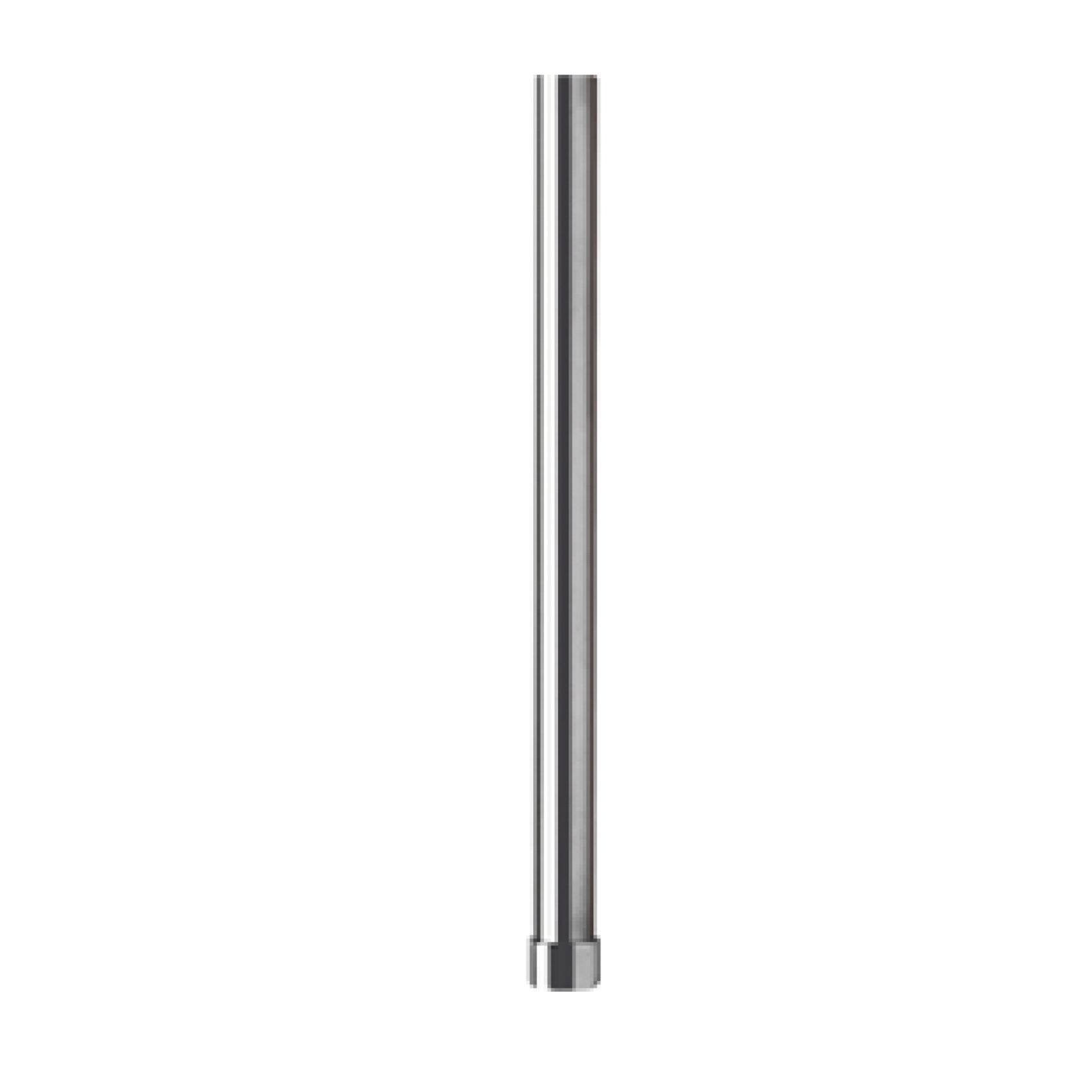 304L Stainless Steel SCH 40 Pipe, 1/4 in, Import