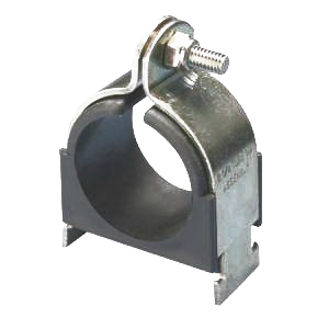 Electro Galvanized Carbon Steel Cushion Clamp Assembly
