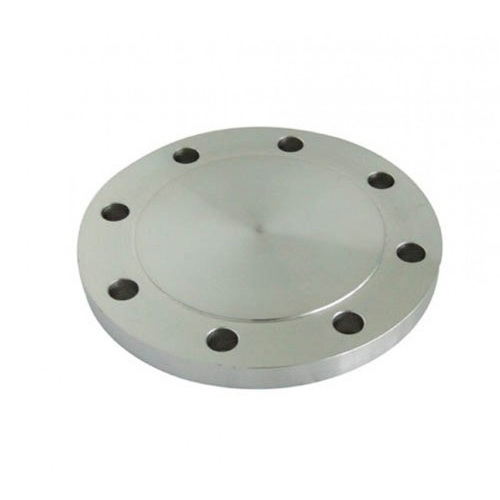 Carbon Steel Class 150 Raised Face Blind Flange, Bolted, Import