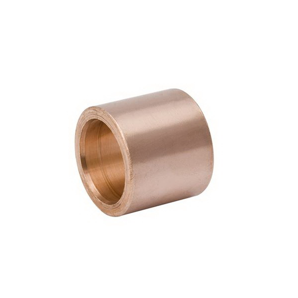 Copper Wrot Flush Style Bushing, 1-1/2 in x 1 in, Fitting x Copper