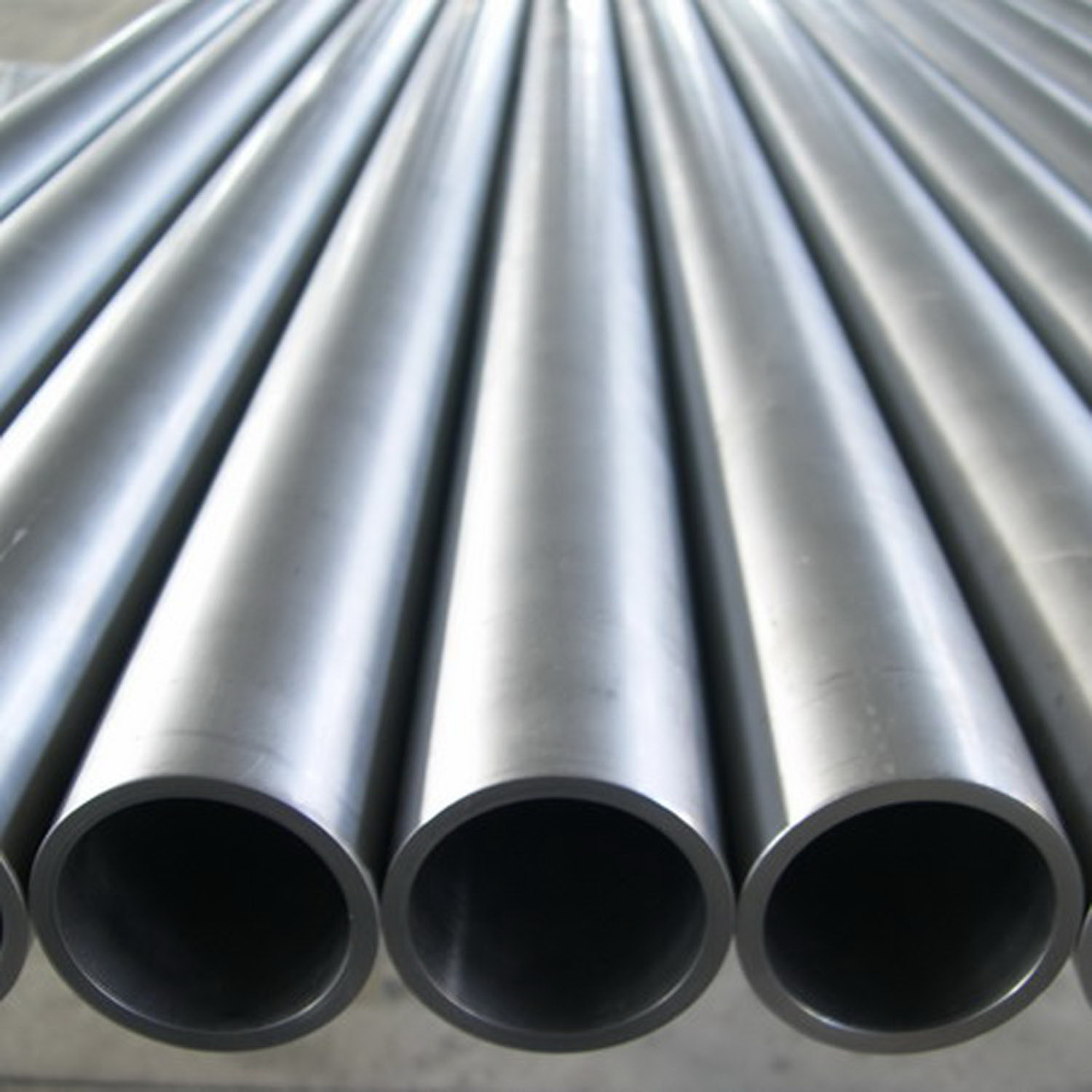 Galvanized Steel SCH 80 Seamless Single Random Length Pipe, Plain End, Import