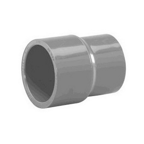 CPVC SCH 80 Reducing Coupling, 2 in x 1 in, Socket