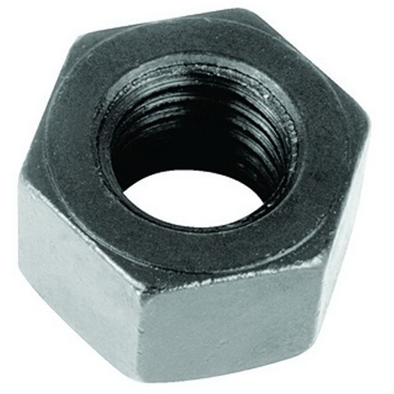 Grade 18-8 Plain Stainless Steel Heavy Hex Nut, 5/8-11 UNC