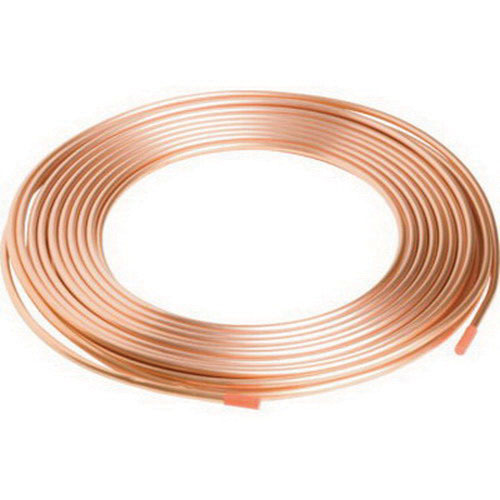Copper Soft Type R Refrigeration Tube, 50 ft