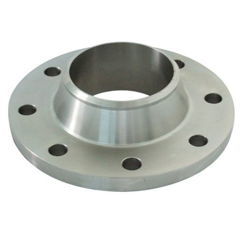 Carbon Steel Class 150 Raised Face Flange, Weld Neck, Import