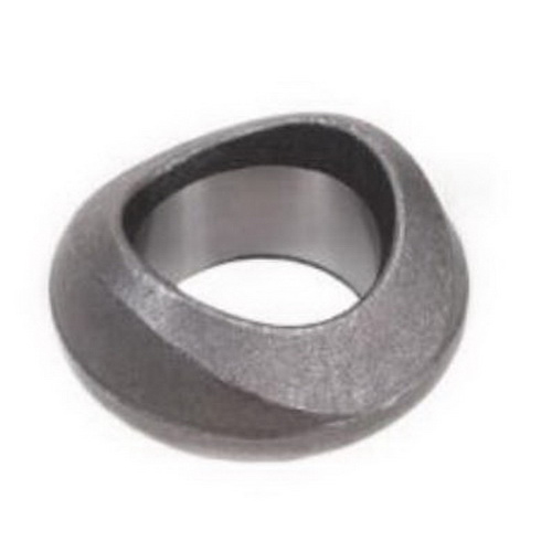 Silver Steel Class 3000 SCH 80 Forged Weldolet, 12 - 16 in x 4 in, Butt Weld, Import