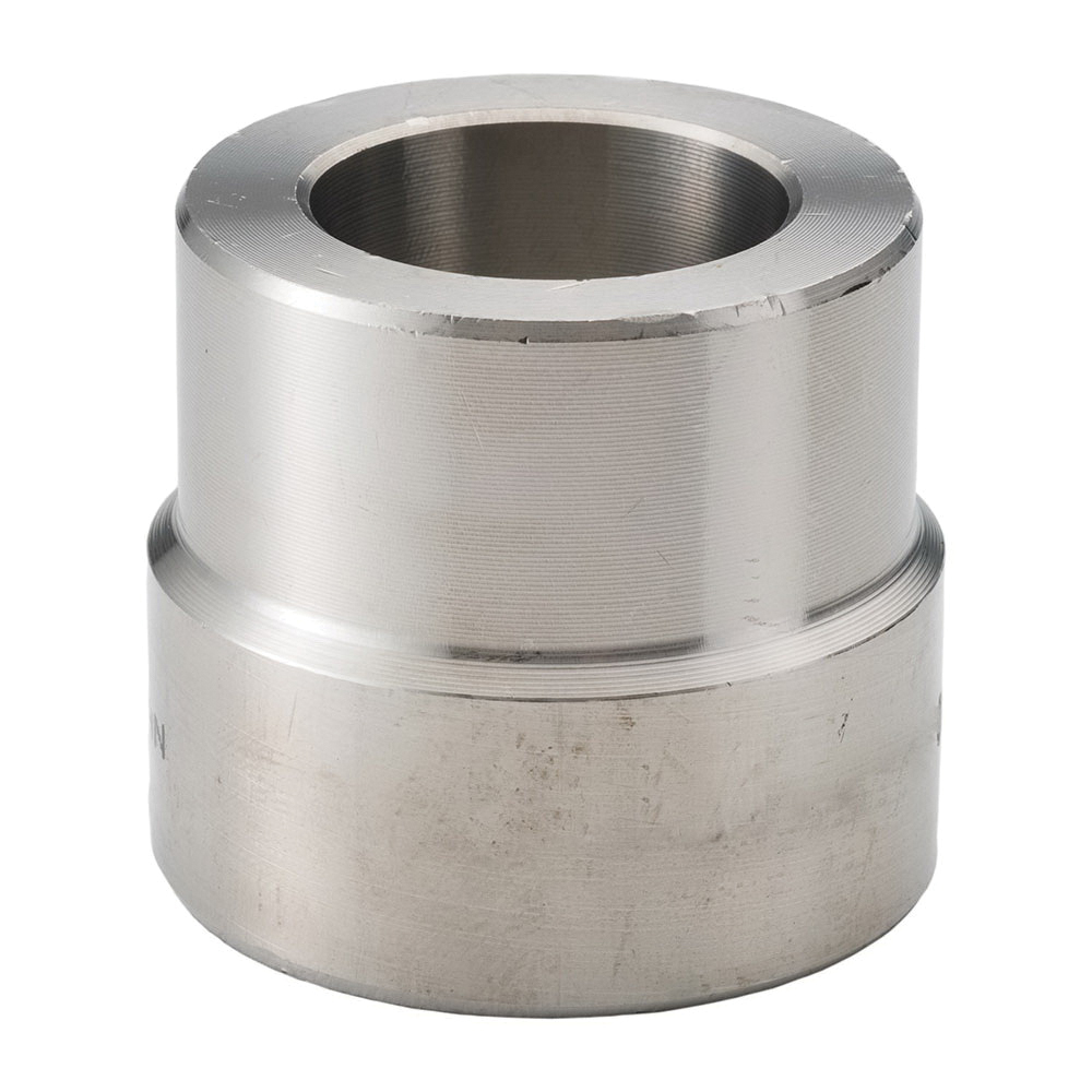 304L Stainless Steel Class 3000 Forged Type 1 Reducer Insert, 1/2 in x 3/8 in, Socket Weld, Import