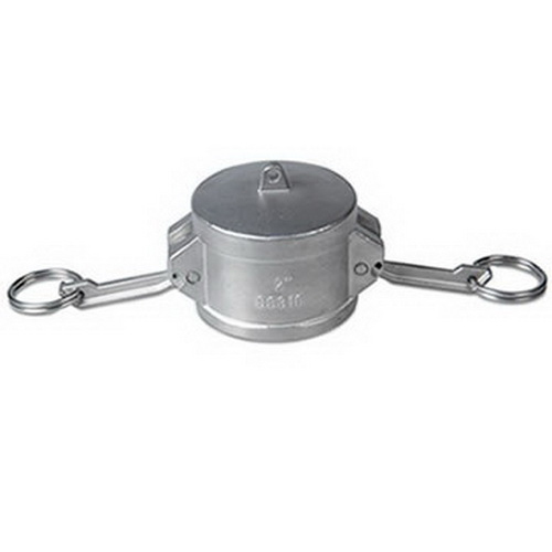 Stainless Steel Type DC Cam and Groove Dust Cap