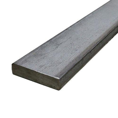Carbon Steel Flat Bar, 1/4 in x 2 in x 20 ft