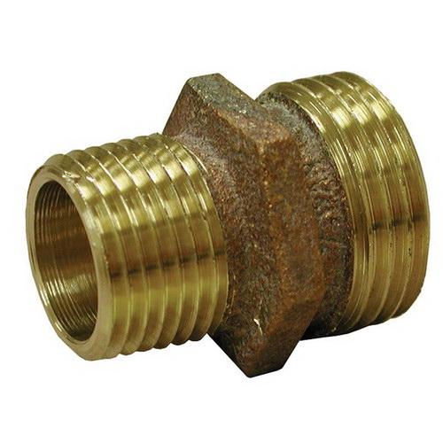 Brass Hose Adapter, 3/4 in, MHT x MIP