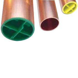 Copper Hard Type L Gas Tube, 2-1/2 in x 20 ft