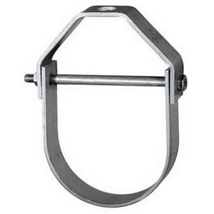 Hot Dip Galvanized Carbon Steel Adjustable Clevis Hanger
