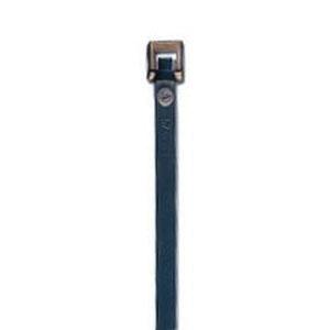 ACT AL-05-40-0-C UV Black Nylon Cable Tie, 5.84 in L x 0.14 in W x 0.04 in T, 40 lb, 100/BG