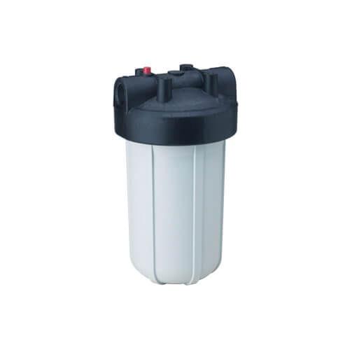 American Plumber 152016 Opaque Heavy Duty Filter Housing, 7-1/4 in x 13-1/8 in, 1-1/2 in NPT