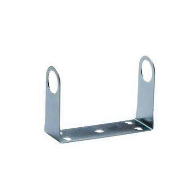 American Plumber 152040 Zinc Plated Steel U-Shaped Mounting Bracket for 3/4 in Inlet/Outlet Housings Only