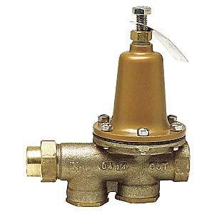 American Valve® M1201 Water Pressure Reducing Valve, 3/4 in, 300 psi