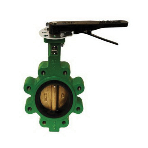 Apollo® LC149 Series Lead Free Cast Iron Butterfly Valve, Lug, 200 psi, -30 to 225 deg F, Domestic