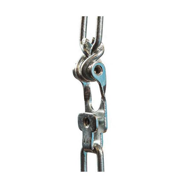 Babbitt Chainwheels ML-1 Zinc Plated Carbon Steel Master Link for #1, #1-1/2 and #2 Chainwheels