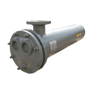 Bell & Gossett SU105-2 Type SU 2-Pass Heat Exchanger, NPT, 250/300 psi