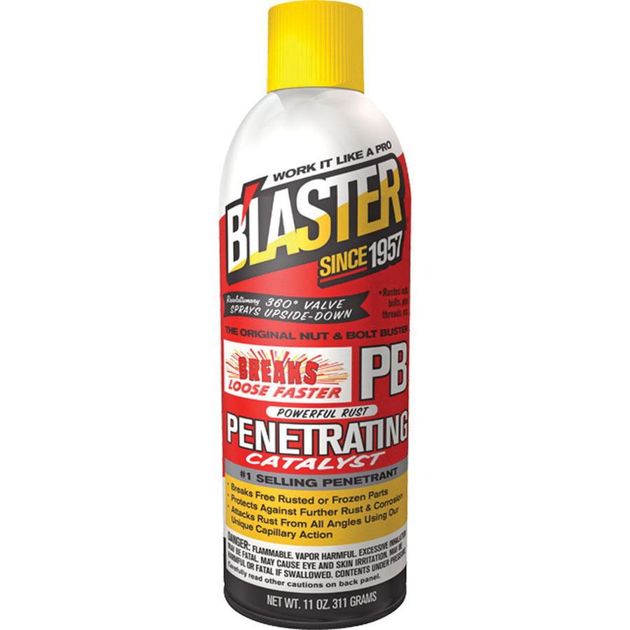 B'laster® 16-PB Penetrating Catalyst, 11 oz Aerosol, Orange