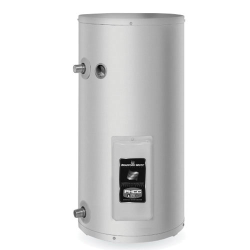 Bradford White® LD-10U3-1 Surface Mount Commercial Electric Water Heater, 10 gal, 1.5 kW, 3/4 in NPT