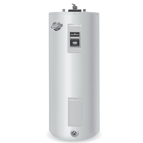 Bradford White® ElectriFLEX LD™ LE250S3-3 Vitraglas Steel Surface Mount Electric Water Heater, 50 gal, 4.5 kW, 3/4 in NPT