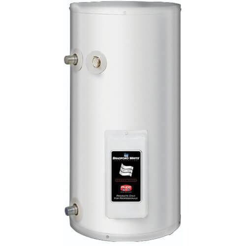 Bradford White® RE112U6 Steel Surface Mount Residential Electric Water Heater, 12 gal, 3/4 in NPT