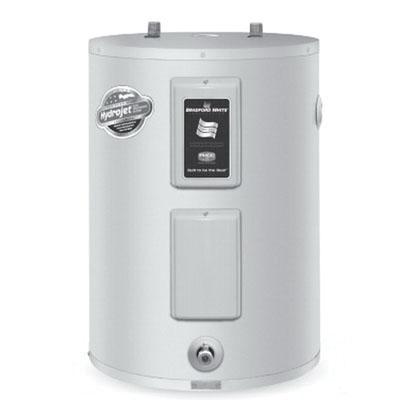 Bradford White® RE240L6 Vitraglas Steel Surface Mount Residential Electric Water Heater, 38 gal, 4.5 kW, 3/4 in NPT