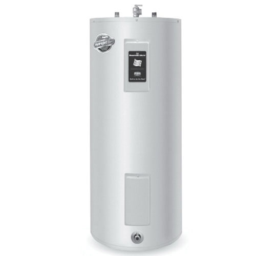 Bradford White® RE340S6 Surface Mount Residential Electric Water Heater, 40 gal, 3/4 in NPT
