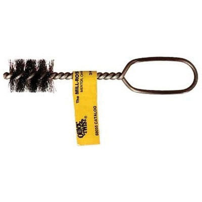 Cleanfit Quick Twist Plus® 68140 Stainless Steel Fitting Brush, 4 in