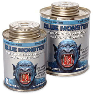 Cleanfit Blue Monster® 76022 Anti-Seize Compound, 1 pt Can, Nickel Plated