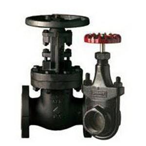 CRANE® 373 Cast Iron Swing Check Valve, Flanged, 200 psi, 450 deg F