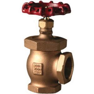 CRANE® 382P Bronze Globe Valve, Threaded, 1000 psi, -20 to 150 deg F