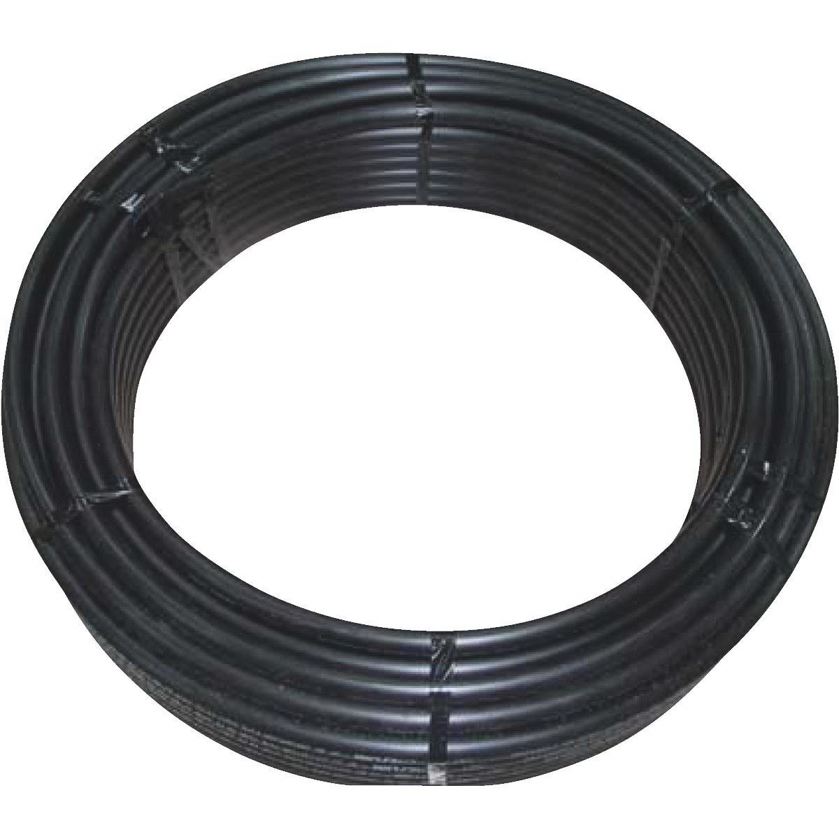 CRESLINE® Black Polyethylene Flexible Pipe, 500 ft, CTS