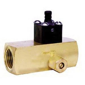 DEMA 203B Brass Fitting Injector, 3/8 in NPT, 0.25 gpm/11 gpm