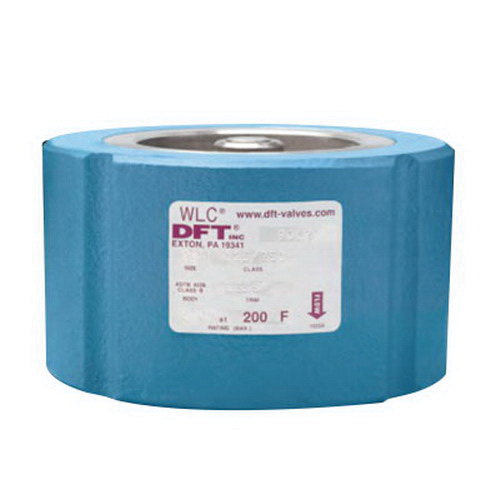 DFT® 316 Stainless Steel Inline Check Valve, Wafer, Class 150