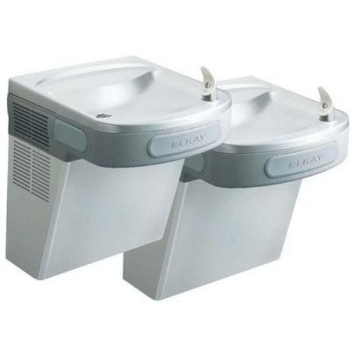 Elkay® EZSTL8SC Stainless Steel Wall Mount Barrier Free Water Cooler, 115 V, 5 A, 8 gph