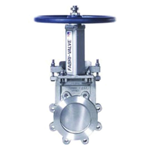 Engineered Valves Fabri-Valve® C67R 316 Stainless Steel Bidirectional Knife Gate Valve, 150 psi, -50 to 280 deg F