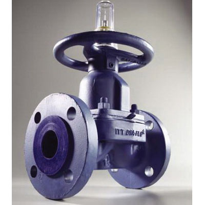 Engineered Valves Dia-Flo® 2403-TM-903 316 Stainless Steel Diaphragm Valve, 1/2 - 3 in, Screwed, 350 deg F
