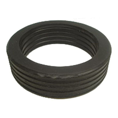 Fiat™ QDC3-2 Black Neoprene Quick Drain Connecting Gasket for 2 in Pipe