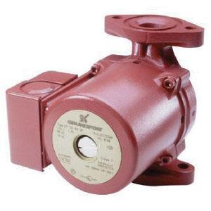 Grundfos UP26-96BF Bronze 1-Phase Re-Circulator Pump, 28.2 gpm, 0.08 hp