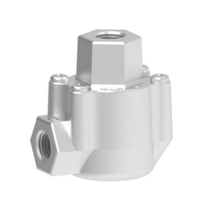 Humphrey® QE5 Die Cast Aluminum Quick Exhaust Valve, 3/4 in, NPT, 150 psig