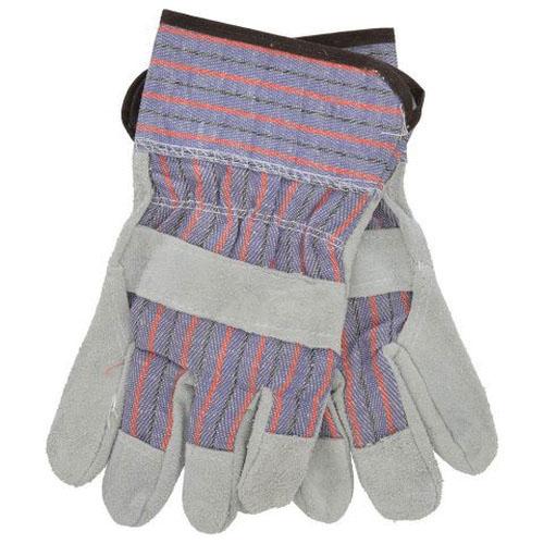 Jones Stephens™ G50204 Cotton/Leather Palm Work Gloves