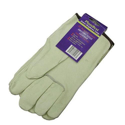 Jones Stephens™ G50208 Leather Driver's Work Gloves