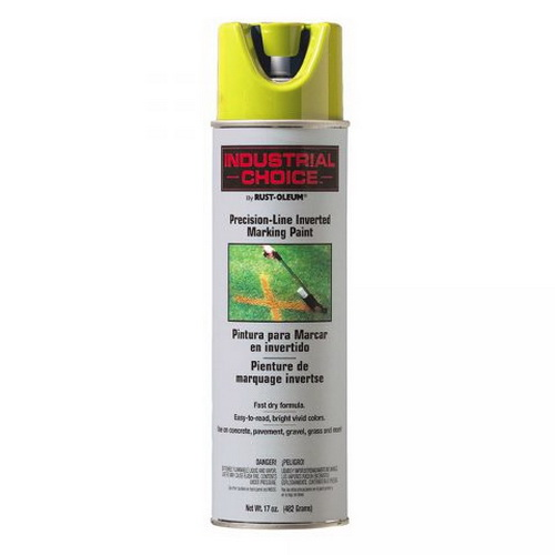 Jones Stephens™ Precision Line Inverted Marking Paint, 16 oz Spray Can
