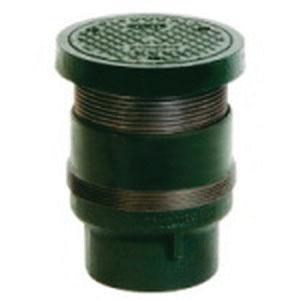 JOSAM Kleenatron® II 55004-Y Cast Iron Special Duty Leveleze Floor Cleanout, 4 in