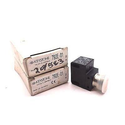 Keystone 792E-01 K-Block Limit Switch, 10 - 140 VAC/VDC, NO