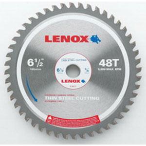 Lenox® 21881ST714040CT Circular Saw Blade, 7-1/4 in Dia x 0.63 in THK, 0.079 in Kerf