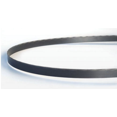 Lenox® WOLF-BAND® 3842538PW18 Carbon Steel/Stainless Steel Portable Bandsaw Blade, 44-7/8 in L x 1/2 in W x 0.02 in THK